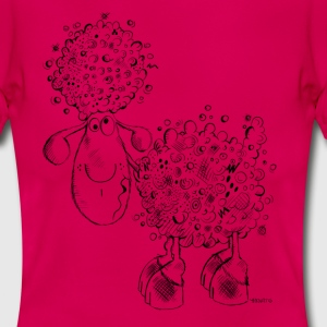 Wolliges Schaf T-Shirts - Frauen T-Shirt