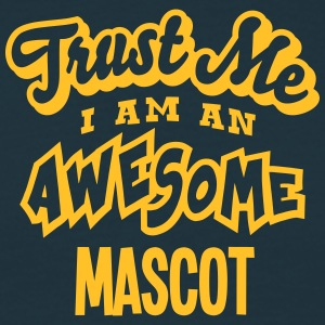 mascot trust me i am an awesome - T-shirt Homme