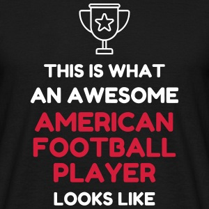 American Football - Touchdown - Rugby - Sport T-Shirts - Men's T-Shirt