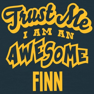 finn trust me i am an awesome - T-shirt Homme