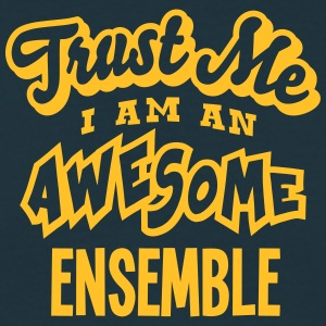 ensemble trust me i am an awesome - T-shirt Homme