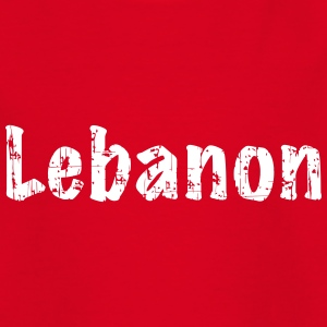 Lebanon - Kinder T-Shirt