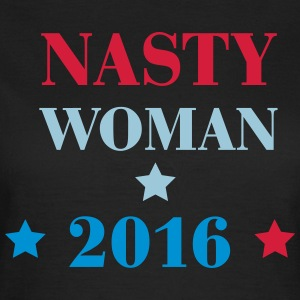 Nasty woman 2016 stars T-Shirts - Women's T-Shirt