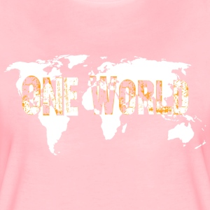 One World 1 - Frauen Premium T-Shirt