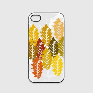 Autumn Leaves Handy & Tablet Hüllen - iPhone 4/4s Hard Case