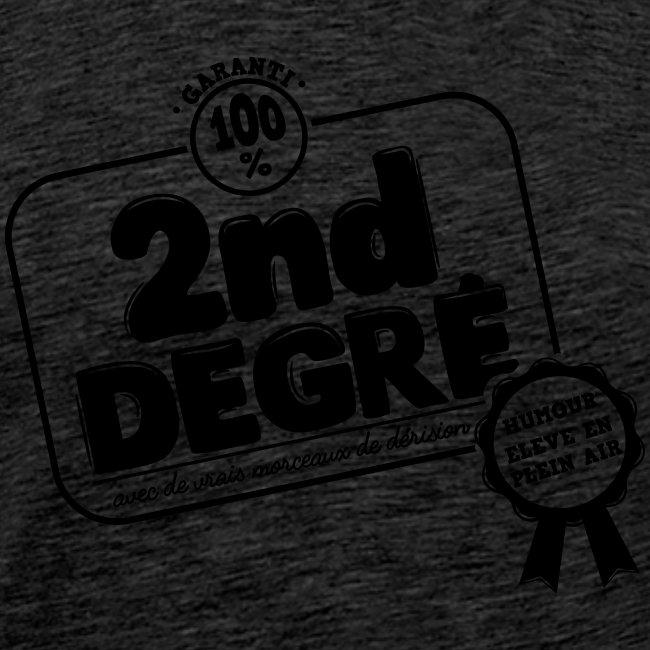 Garanti second degré