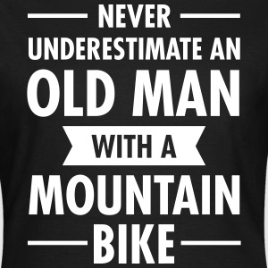 Old Man - Mountain Bike T-Shirts - Frauen T-Shirt