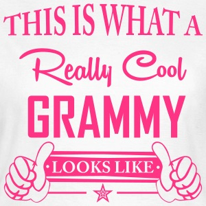 This Is What a Really Cool Grammy... T-Shirts - Women's T-Shirt