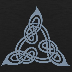 Lindisfarne celtic knot Sports wear - Men's Premium Tank Top