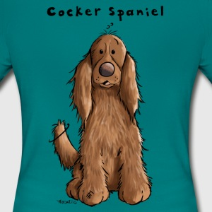 Der Cocker Spaniel T-Shirts - Frauen T-Shirt