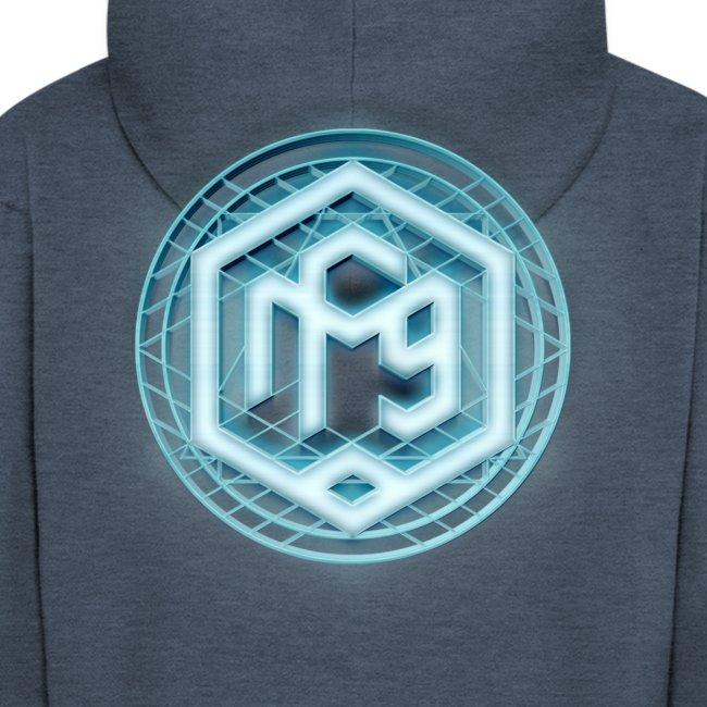 NFG Neon Zip Hoodie