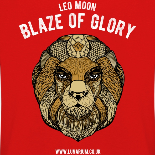 Leo Moon Kids' Premium Longsleeve Shirt