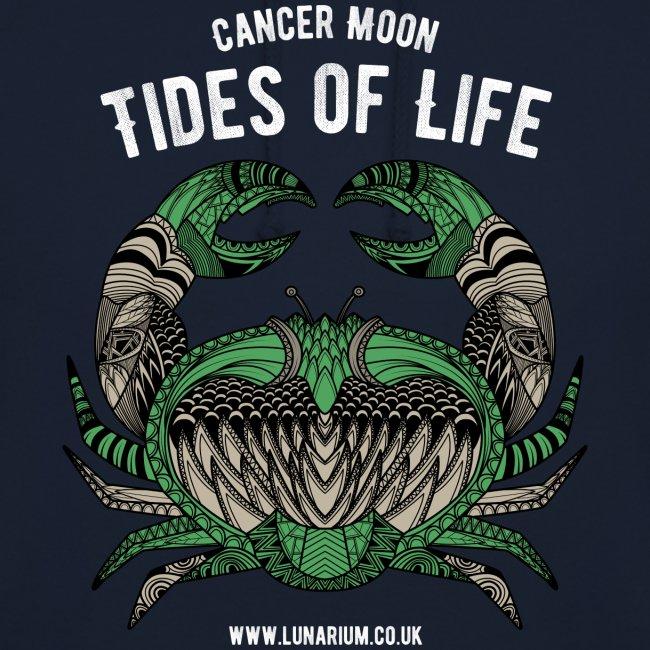 Cancer Moon Unisex Hoodie