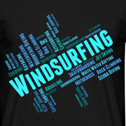 Windsurfing - That's it!