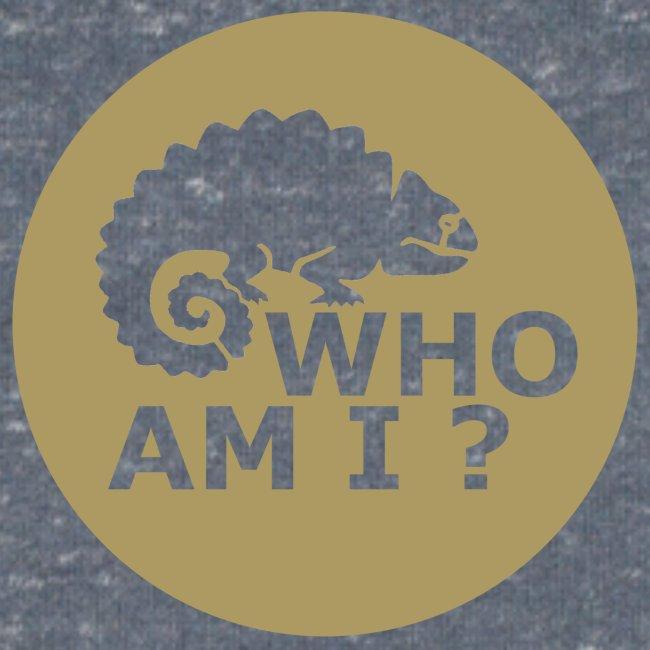 Who am I? - Männer T-Shirt
