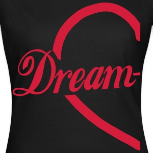 Dream-Team Heart T-Shirts - Women's T-Shirt