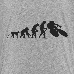 Evolution fiets Shirts - Teenager Premium T-shirt