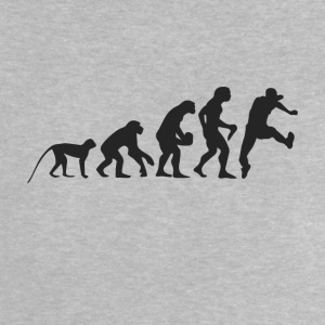 Evolution running Baby Shirts  - Baby T-Shirt
