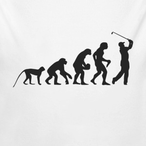 Evolution Golf Baby Bodys - Baby Bio-Langarm-Body