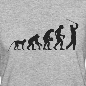 Evolution Golf Tee shirts - T-shirt Bio Femme