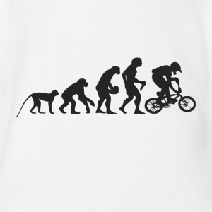 Evolution BMX Baby Bodys - Baby Bio-Kurzarm-Body