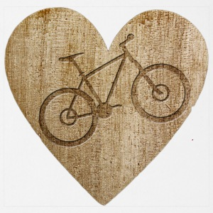 Love - Bike Baby body - Baby bio-rompertje met korte mouwen