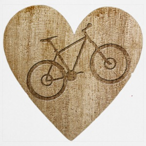 Love - Bike Kookschorten - Keukenschort
