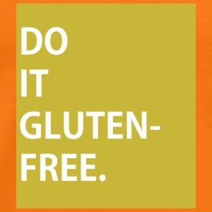 DO IT GLUTEN-FREE - CAMPAIGN T-SHIRT - Männer Premium T-Shirt