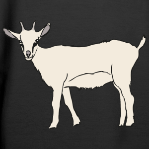 "Shirts mit Tier-Motiv ""Ziege"""