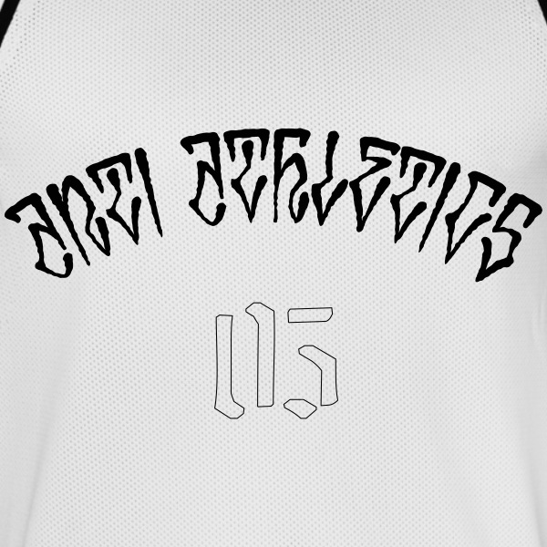 ANti Athletics - Männer Basketball-Trikot