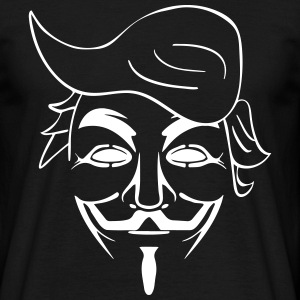 ANONYMOUS TRUMP T-Shirts - Männer T-Shirt