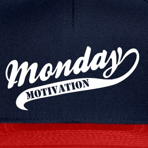 #MondayMotivation Caps & Mützen - Snapback Cap