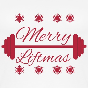 Merry Liftmas Tops - Vrouwen bio tank top