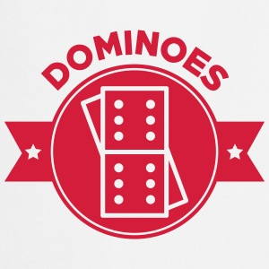 Domino / Dominoes / Game / Gamer / Puzzle  Aprons - Cooking Apron