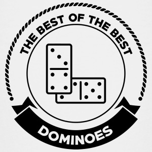 Domino / Dominoes / Game / Gamer / Puzzle Shirts - Teenage Premium T-Shirt