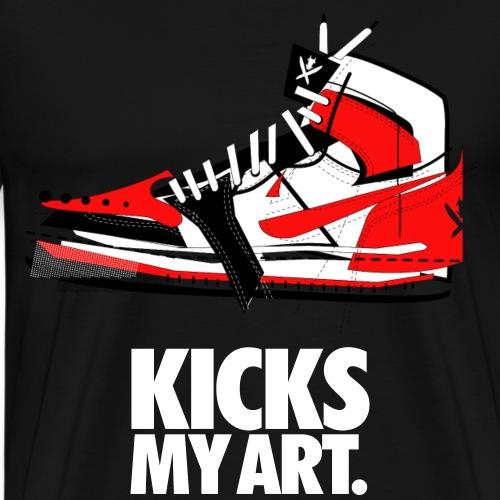 Destrukt my Shoes  by MiZAl Touch Concept
