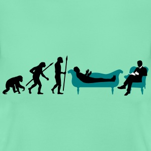 evolution_therapeut_psychologe_11_2016_b T-Shirts - Frauen T-Shirt