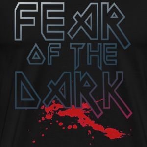 Fear Of The Dark - Männer Premium T-Shirt