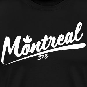 Montreal 375th Anniversary Shirt - Men's Premium T-Shirt