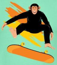 affe skateboard