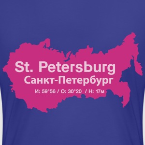 St.Petersburg T-Shirts - Frauen Premium T-Shirt