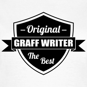 Graffiti / Tag / Writer / Street Art Tee shirts - T-shirt Femme