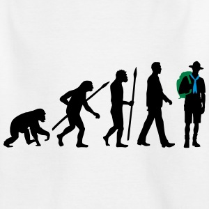 evolution_pfadfinder_2016_c_3c T-Shirts - Kinder T-Shirt