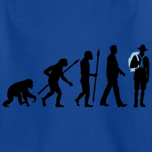 evolution_pfadfinder_2016_b_2c T-Shirts - Kinder T-Shirt