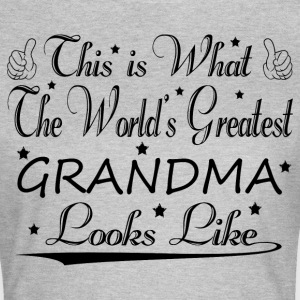 World's Greatest Grandma... T-Shirts - Women's T-Shirt