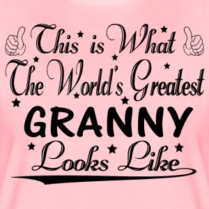 World's Greatest Granny... T-Shirts - Women's Premium T-Shirt