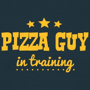pizza guy in training - Men's T-Shirt
