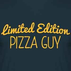 limited edition pizza guy - T-shirt Homme