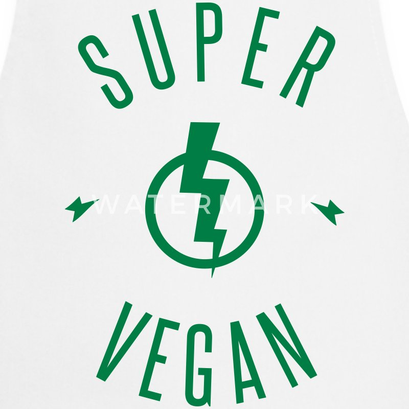 SUPER VEGAN Tabliers - Tablier de cuisine