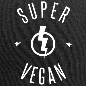 SUPER VEGAN Caps & Hats - Jersey Beanie